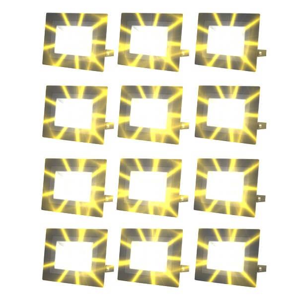 naświetlacz-lampa-hurt-LED-SMD-12xLLS050AW-on