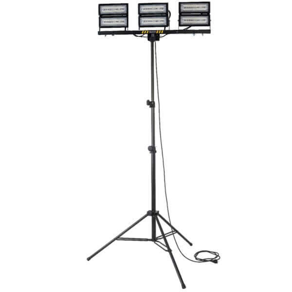 Maszt oświetleniowy LM3x50F